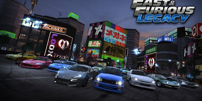Fast and Furious Legacy astuce