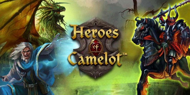 Heroes of Camelot Astuce