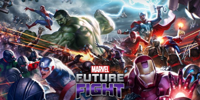 Marvel Future Fight Triche
