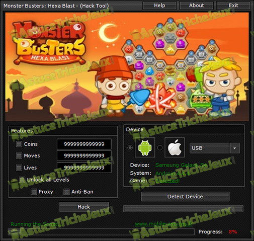 Monster Busters Hexa Blast Astuce,Monster Busters Hexa Blast TricheMonster Busters Hexa Blast triche outils,  Monster Busters Hexa Blast Diamonds Illimitate,  Monster Busters Hexa Blast Hack Download,  Monster Busters Hexa Blast Tricks,  Monster Busters Hexa Blast trichent android,  Monster Busters Hexa Blast trichent téléchargement,  Monster Busters Hexa Blast jeu gratuit, Monster Busters Hexa Blast  code de triche,Monster Busters Hexa Blast  pirater,Monster Busters Hexa Blast  astuce android