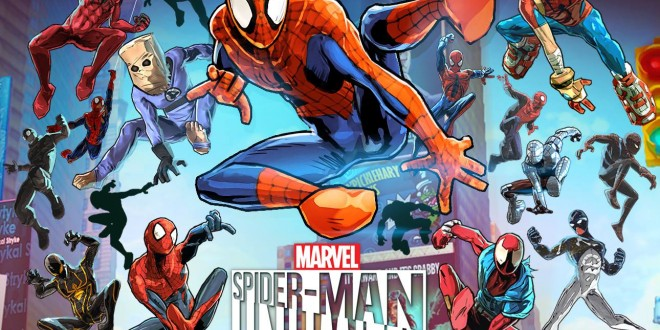 Spider Man Unlimited Astuce