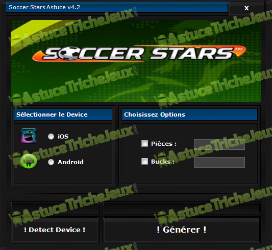 code cheats Soccer Stars, frauder Soccer Stars, pirater Soccer Stars, Soccer Stars astuce, Soccer Stars hack, Soccer Stars outil de piratage, telecharger tricher Soccer Stars, tricheur a Soccer Stars,Soccer Stars Astuce android,Soccer Stars Astuce ios,Soccer Stars Astuce telecharger,Soccer Stars Astuce francais,Soccer Stars Astuce gratuit,Soccer Stars triche,Soccer Stars francais,Soccer Stars triche telecharger,Soccer Stars pirater,Soccer Stars code de triche