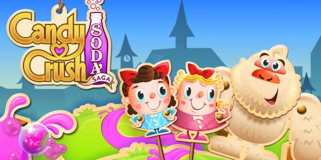 CANDY CRUSH SODA SAGA ASTUCE