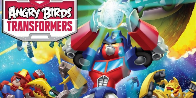 Angry Birds Transformers Triche Astuce