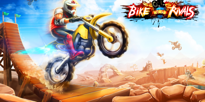 Bike Rivals Triche