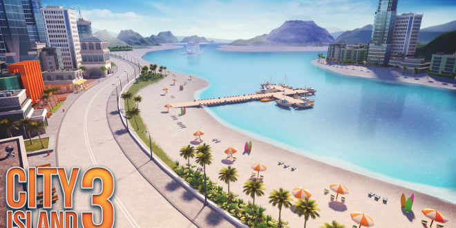 City Island 3 Building Sim Triche Astuce Pirater