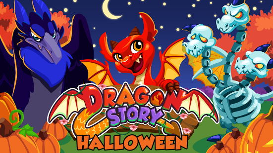 Dragon Story Halloween Triche