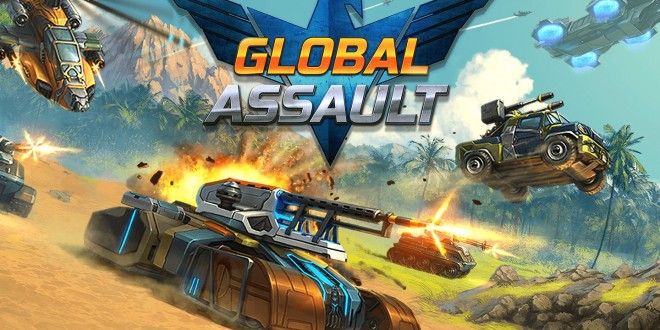 Global Asasult Astuce Triche