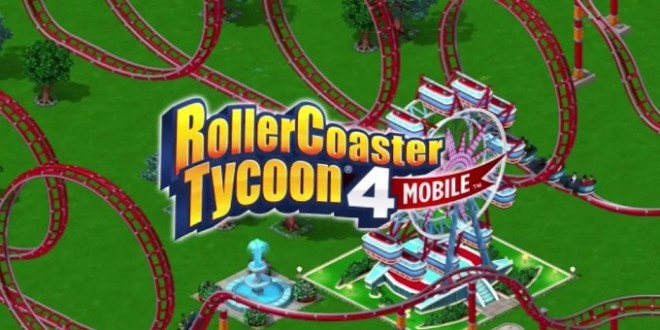 RollerCoaster Tycoon 4 Mobile Astuce Triche