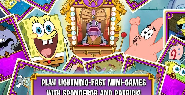 SpongeBobs Game Frenzy Triche