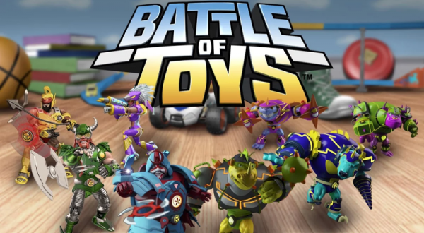 Battle of Toys Triche Astuce