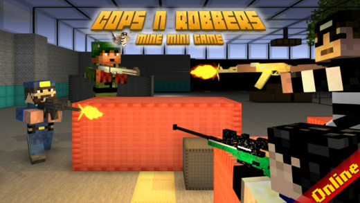 Cops and Robbers Triche