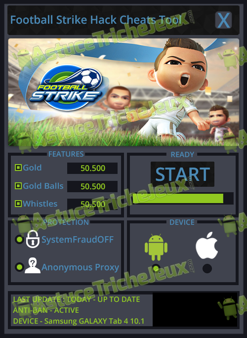 Football Strike Triche,Football Strike Triche gratuit,Football Strike Triche francais,Football Strike Triche astuce,Football Strike Triche ultime,Football Strike Triche telecharger gratuit, pirater,Football Strike astuce,Football Strike pirater,Football Strike astuce francais,Football Strike astuce gratuit,Football Strike code de triche,Football Strike pirater