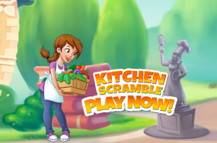 Kitchen Scramble Triche