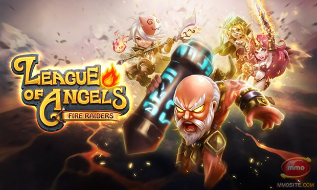 League of Angels Fire Raiders Triche