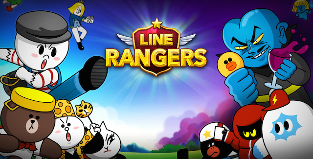 Line Rangers Triche Astuce Pirater
