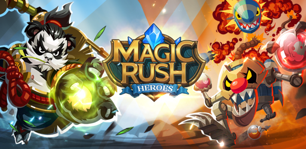 Magic Rush Heroes Triche
