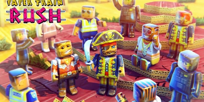 Paper Train Rush Triche Astuce Pirater