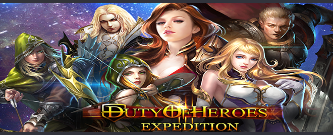 Duty Of Heroes Expedition