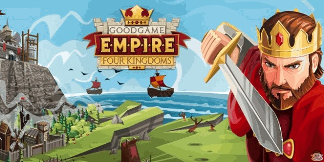 Empire Four Kingdoms Triche