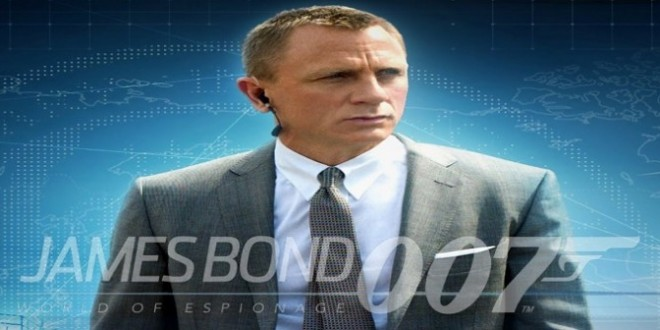 James Bond World of Espionage