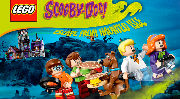 Scooby Doo Haunted Isle Triche Astuce