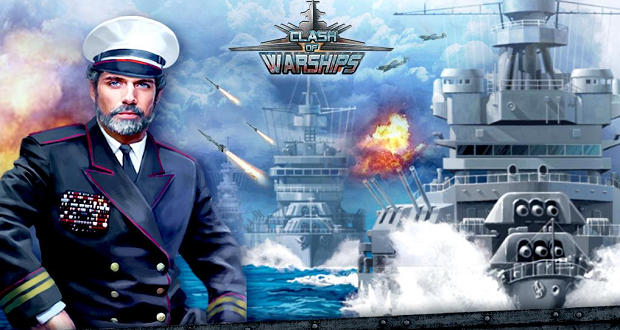 Clash of Warships Triche