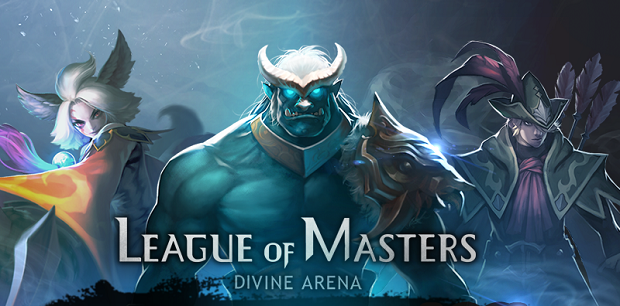 League of Masters Triche