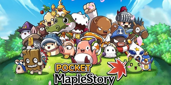 Pocket MapleStory Triche