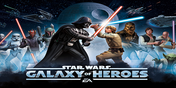 Star Wars Galaxy of Heroes Triche Astuce