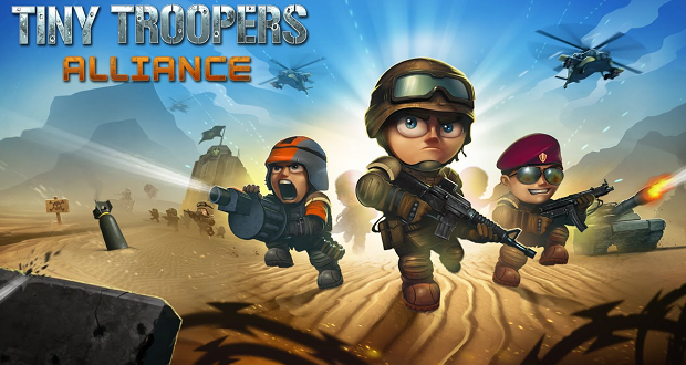 Tiny Troopers Alliance Triche Astuce