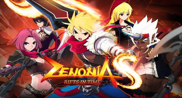 Zenonia S Rifts in Time Triche Astuce