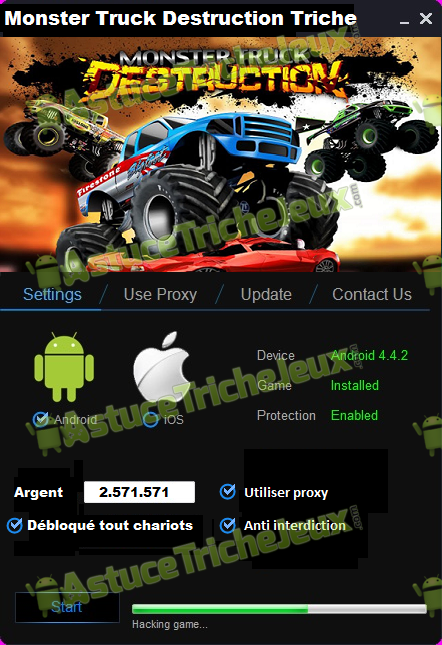 Monster Truck Destruction , Monster Truck Destruction hack ,Monster Truck Destruction astuce , Monster Truck Destruction cheat , Monster Truck Destruction triche utile , Monster Truck Destruction triche android triche ios , Monster Truck Destruction triche coins , Monster Truck Destruction cheats , comment pirater Monster Truck Destruction , comment hacker Monster Truck Destruction , Monster Truck Destruction online triche , Monster Truck Destruction triche non survey , Monster Truck Destruction hack no survey , Monster Truck Destruction astuces triche, monster truck, monster truckdownload, monster truck apk, monster truck cheats, monster truck tool, monster truck download, apk monster truck, hack monster truck,Monster Truck Destruction Triche