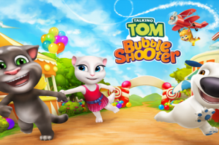 Talking Tom Bubble Shooter Triche