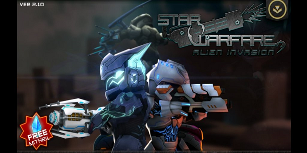 Star Warfare Alien Invasion Triche