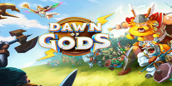 Dawn of Gods Triche