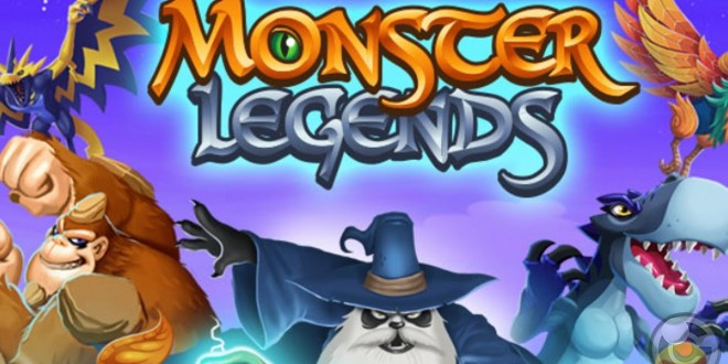 monster legends astuce