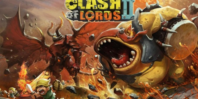 Clash of Lords 2 Triche Astuce