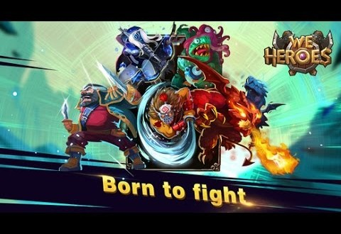 We Heroes Born To Fight Triche Astuce