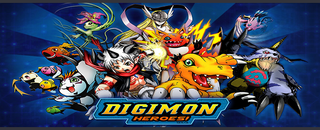 Digimon Heroes Triche