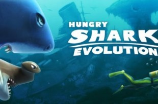 Hungry shark evolution triche