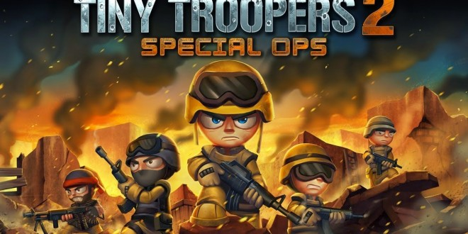 Tiny Troopers 2 Special Ops Triche
