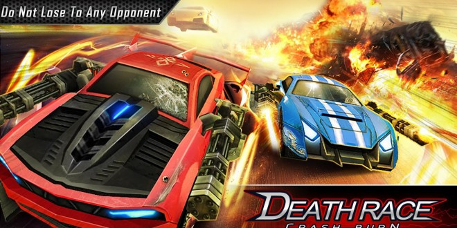 Death Race Crash Burn Triche Astuce Pirater