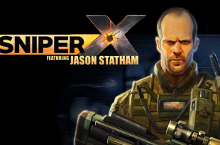 Sniper X with Jason Statham Astuce