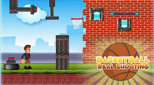 Basketball Real Shooting Triche Astuce