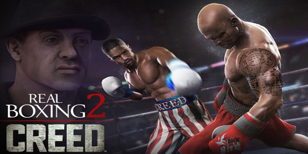 Real Boxing 2 CREED Triche astuce