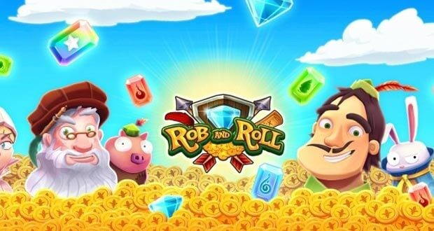 Rob and Roll Triche Astuce
