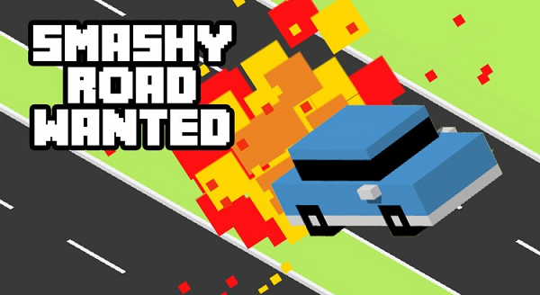 Smashy Road Wanted Triche Astuce