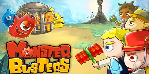 Monster Busters Match 3 Puzzle Triche